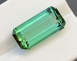 13.45 Carats Natural Color Afghani Tourmaline Gemstone