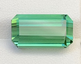 12.65 Carats Natural Color Afghani Tourmaline Gemstone