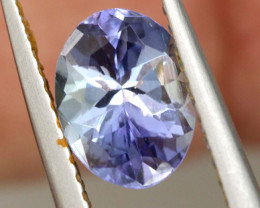 1.20 CTS TANZANITE  FACETED   CG -3101