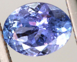 1.25 CTS TANZANITE  FACETED   CG -3105