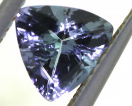 1.05 CTS TANZANITE  FACETED   CG -3110