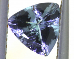 1.10 CTS TANZANITE  FACETED   CG -3113