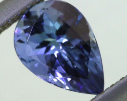1.15 CTS TANZANITE  FACETED   CG -3114