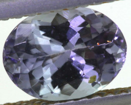1.15 CTS TANZANITE  FACETED   CG -3115