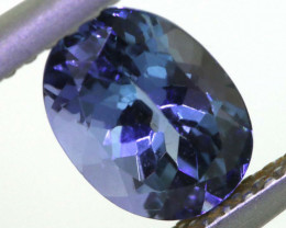 1.50 CTS TANZANITE  FACETED   CG -3117