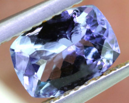 1.15 CTS TANZANITE  FACETED   CG -3124