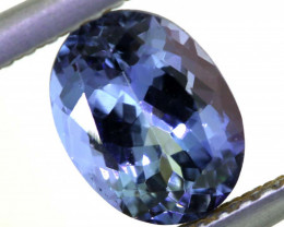 1.45 CTS TANZANITE  FACETED   CG -3125