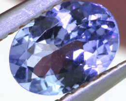 0.90 CTS TANZANITE  FACETED   CG -3129