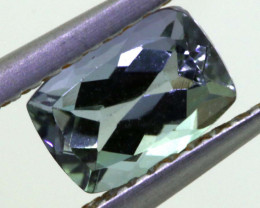 0.95 CTS TANZANITE  FACETED   CG -3131