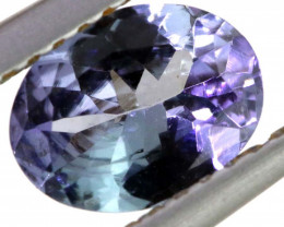 0.85 CTS TANZANITE  FACETED   CG -3133