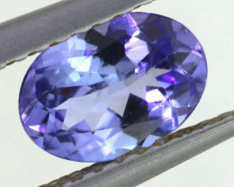 0.80 CTS TANZANITE  FACETED   CG -3137