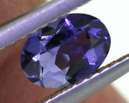 0.45 CTS TANZANITE  FACETED   CG -3139
