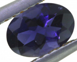 0.45 CTS TANZANITE  FACETED   CG -3140