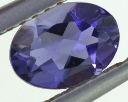 0.70 CTS TANZANITE  FACETED   CG -3145