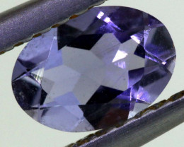 0.50 CTS TANZANITE  FACETED   CG -3147