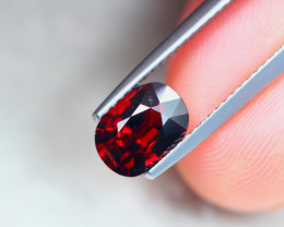 1.78Ct Natural Almandine Garnet Octagon Cut Lot A918