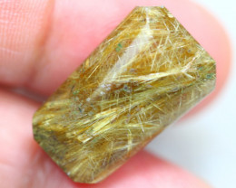 13.67ct Natural Needle Rutile Quartz Lot B1780