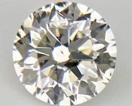 0.13 CTS , Loose Diamond, Setting Stone , Salt and Pepper Diamond