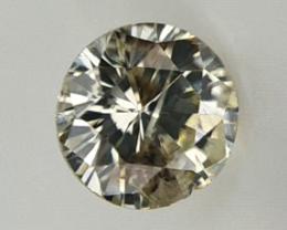 0.08 ct , Natural Diamond , light color diamond , WR1318