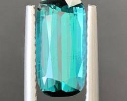 2.15 Carats Natural Indicolite Tourmaline Gemstone