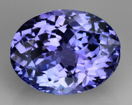 2.92 CT AA TANZANITE HIGH QUALITY GEMSTONE TZ85