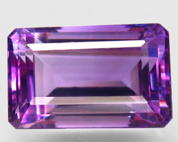 25.95 Ct. Top Quality 100% Natural Rich Purple Amethyst Uruguay Unheated
