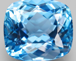 26.25  ct. 100% Natural Earth Mined Top Quality Blue Topaz Brazil