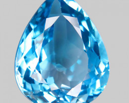 39.44 ct.100% Natural Earth Mined Top Quality Blue Topaz Brazil