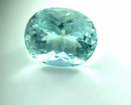 Aquamarine 8.70ct Oval