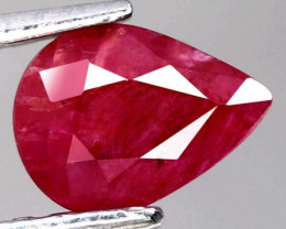 Natural Untreated Ruby - 0.96 ct