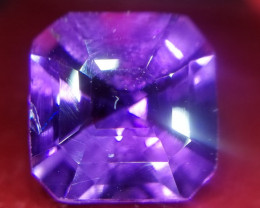 Amethyst, 4.6ct, lovely colour good cut!!