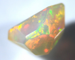 Cts.       2.05 Faceted Opal  127 RF