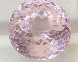 37.80 Carats Kunzite Gemstone