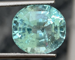 Paraiba 11.88 CT Natural Paraiba Tourmaline Gemstone