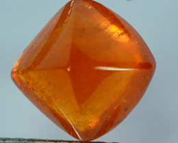 8.12Cts Natural Spessartite Garnet Sugarloaf Fanta Orange Namibia