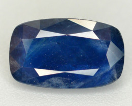 Top Color 3.40 Ct Natural Sapphire