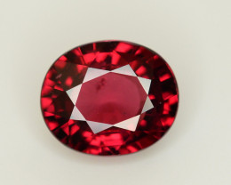 Rare 3.05 Ct Brilliant Quality Natural Mahenge Garnet