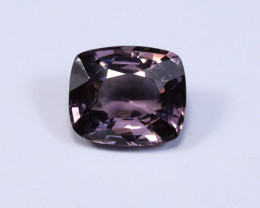 3.99ct Lab Certified Natural Purple Spinel