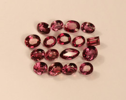 10.54ct **RARE** Unheated Songea Ruby Parcel