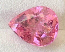 5.85 Carats Natural Color Tourmaline Gemstone