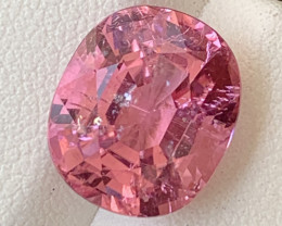 6.60 Carats Natural Color Tourmaline Gemstone