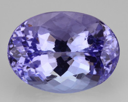 5.38 Cts Tanzanite Faceted Gemstone Gorgeous Cut ~ TN62