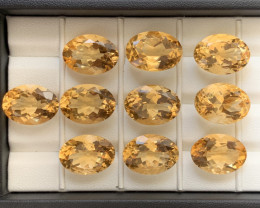 113.90 CT Citrine Gemstones Parcel