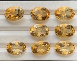 89.15 Carats Citrine  Gemstones Parcel