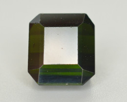 6.70 Carat Natural Green Blue Tourmaline Gemstone