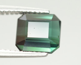 3 Carat Natural Green Blue Tourmaline Gemstone