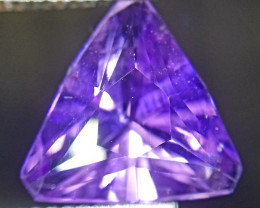 Amethyst, 4.20ct, kind of pyramide you only find here!