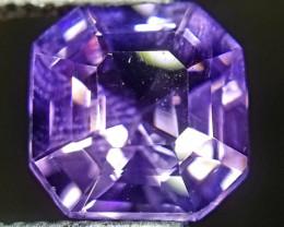 Amethyst, 3.02ct, incomprehensible, beautiful stone!
