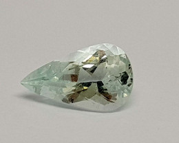 1.29Crt Aquamarine Natural Gemstones JI21