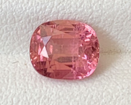 1.45 Carats Natural Color Tourmaline Gemstone
